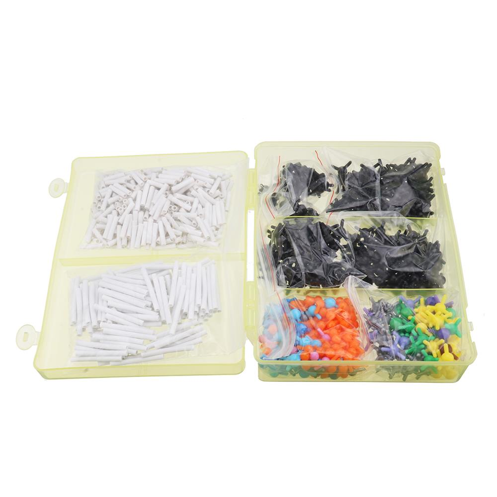 968pcs Molecular Model Set ZX-1012A Organic Chemistry Molecules Structure Model Kits For School Teaching Research With Box