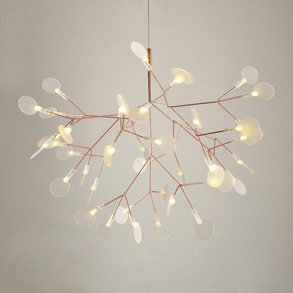 2016 Led Lighting Pendant Lights Modern Nordic Loft