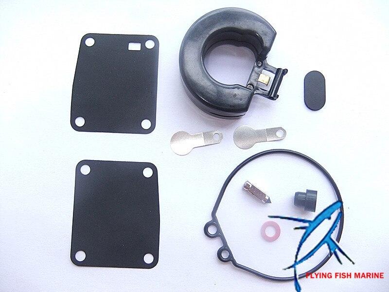 6G1-W0093-00-00 18-7765  Outboard Engine Carburetor Repair Kit for Yamaha 3HP 6HP 8HP