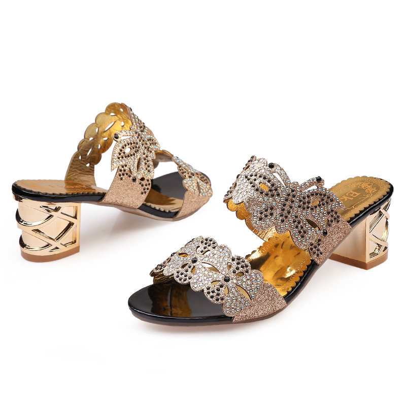 new fashion rhinestone cut-outs women square heel party sandals with butterfly - free shipping! New Fashion Rhinestone cut-outs Women Square Heel Party Sandals with Butterfly – Free Shipping! HTB1mKWpRVXXXXb9aXXXq6xXFXXXn