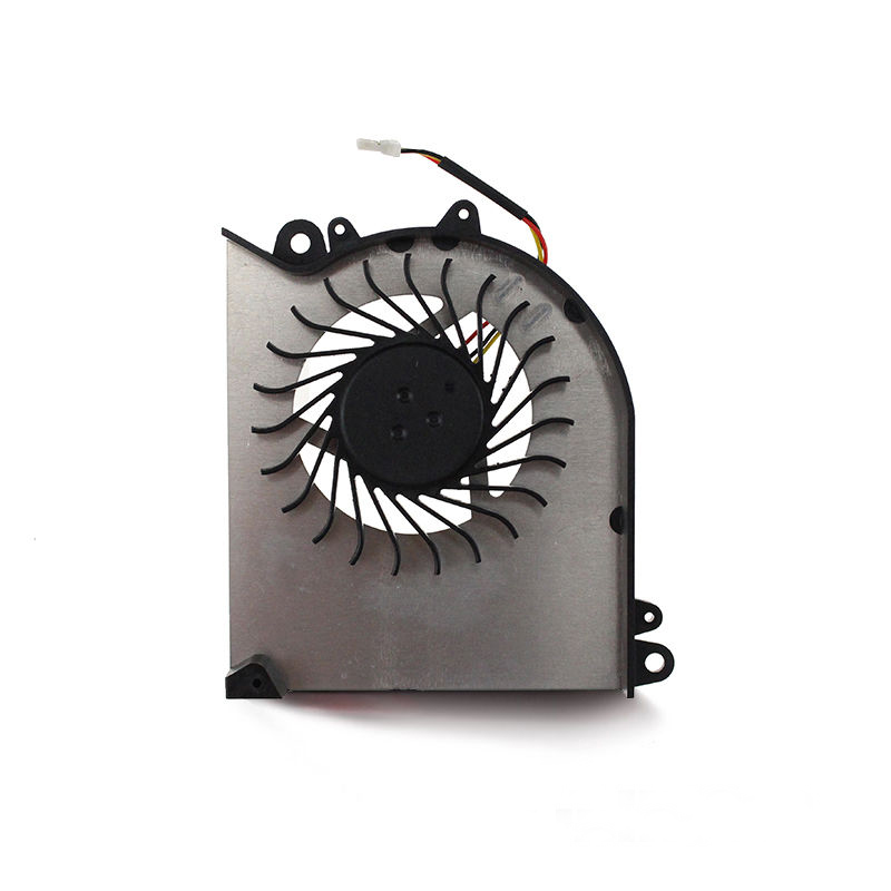 New for MSI GS60 CPU cooling Fan Laptop cooler original PAAD06015SL 5VDC 0.55A N294 3-pin personal computer graphics cards fan cooler replacements fit for pc graphics cards cooling fan 12v 0 1a graphic fan