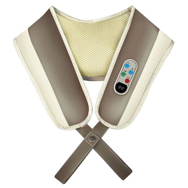 And Shoulder Shawl Waist Organ Massage Cervical Vertebra Instrument Beat Back Le Neck