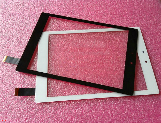 Original New 7.85 Prestigio MultiPad 4 7.85 Diamond PMT7077_3G Tablet touch screen panel Digitizer Glass Sensor Free Shipping new prestigio multipad pmt3008