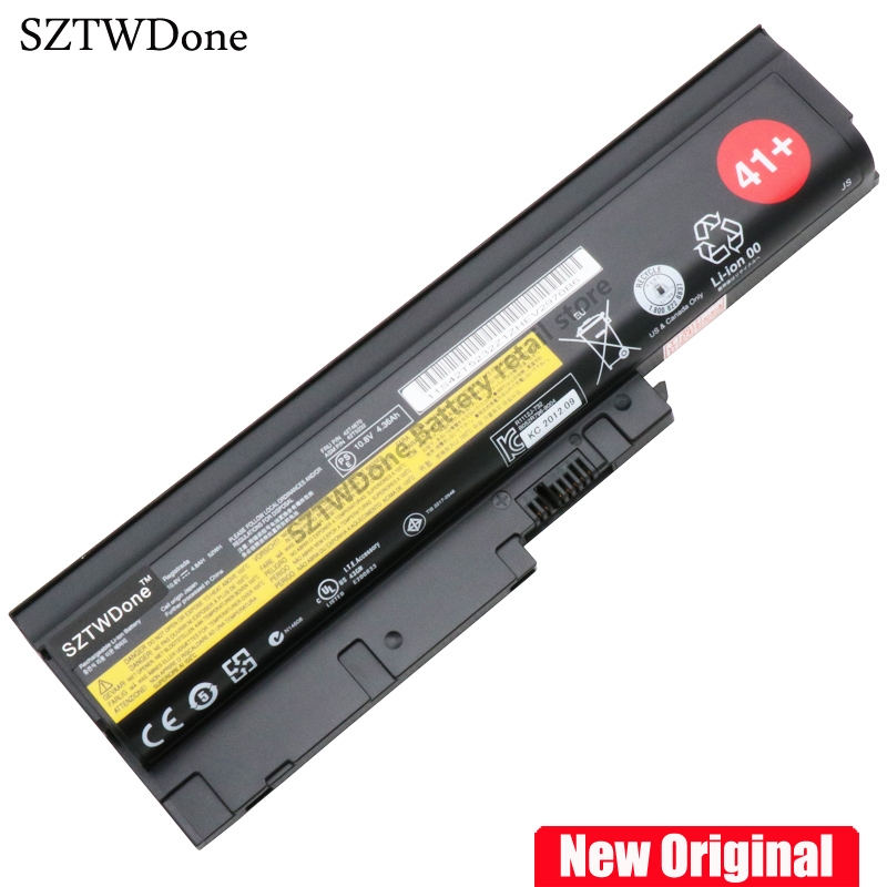 New Original Laptop Battery for IBM LENOVO ThinkPad R60 R60e T60 T60p T61 T61p R500 T500 W500 SL400 SL500 SL300 42t4670 42T5232 new original us english keyboard thinkpad edge e420 e420s e425 e320 e325 for lenovo laptop fru 63y0213 04w0800