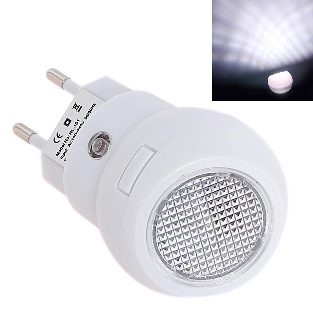 ITimo LED Bedroom Lamp Novelty Lamp Atmosphere 360 Manual Rotation Light Sensor Night Light EU Plug Convenience