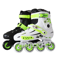Professional roller skates Shoes street slalom sliding inline skates Sneakers PU roller quad skate Patines En Linea As Seba IA55