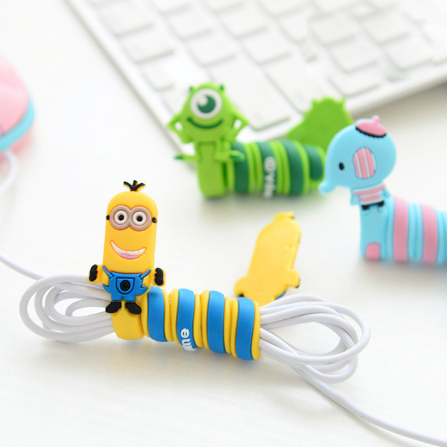 Cartoon Cord Winder