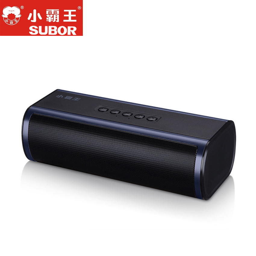 Subor D58 2018 New Wireless Bluetooth Speaker Portable TF Audio Box Stereo With Mic Handsfree USB HiFI For iPhone Xiaomi PC Mode