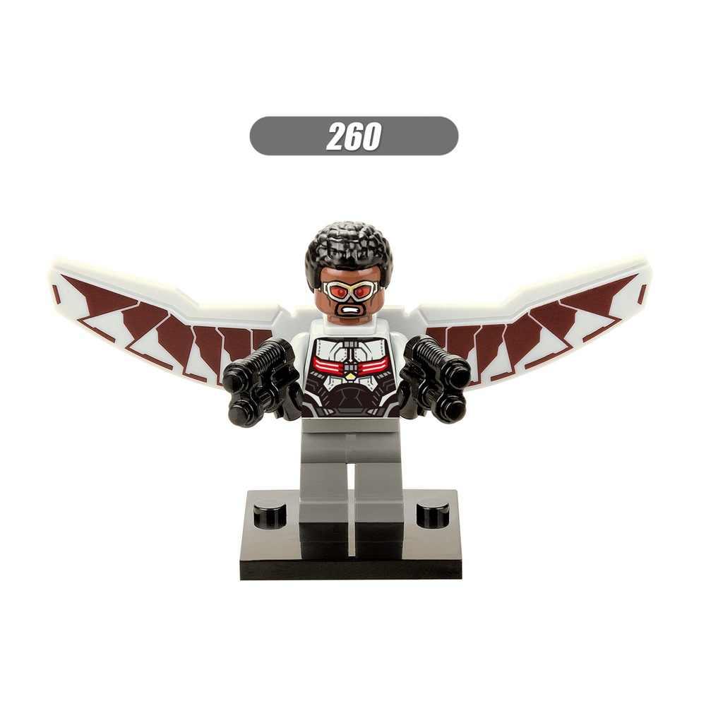 X0114 Legoingly أعجوبة النمل المنتقمون سوبر hero فريق زعيم الرجل الحديدي الهيكل الأسود النمر الحرب آلة سبايدرمان اللبنات لعبة