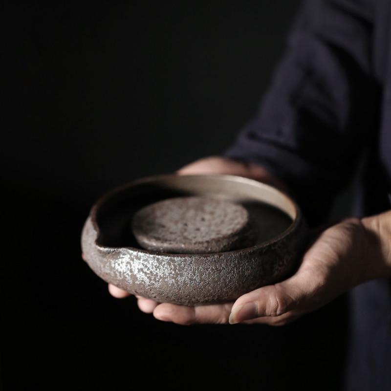 TANGPIN traditional ceramic teapot trivets chinese teapot holder household porcelain tea pot stand