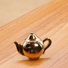 Teapot Antique Furniture Handle Alloy Drawer Door Knobs Closet Cupboard Kitchen Pull Handle Cabinet Knobs and Handles