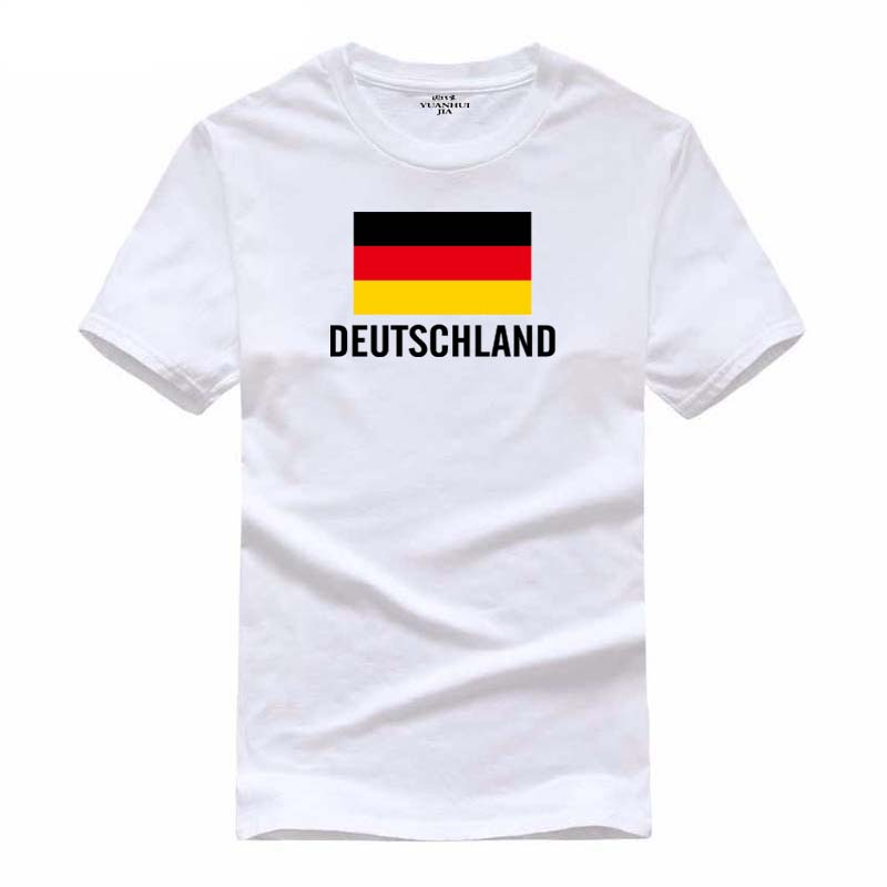 Europe Size 100% Cotton national flag printing T Shirt Mens 2018 Summer Skateboard Tee Boy Hip hop Skate Tshirt Tops
