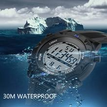Multifunction Sports LED Watch Casual Digital Display Date Males Quartz Electronics Men Clock Wristwatch Relogio Masculino