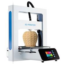 JGAURORA 3d Printer Kit Diy A3S Half Hour Assemble Filament Run Out Detection Resume Print