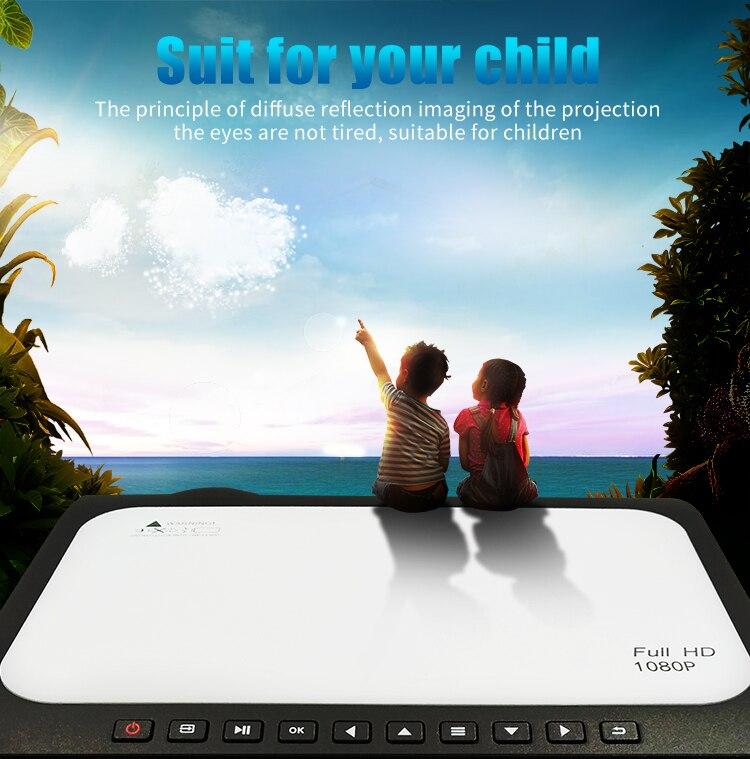 PC Proyector téléphone HD 21