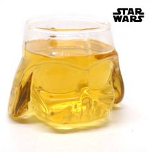 Star Wars glass beer cup