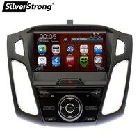 SilverStrong автомобильный DVD для FORD FOCUS3 навигационной системы мультимедийная система dvd для автомобиля FOCUS 3 Радио gps антенны