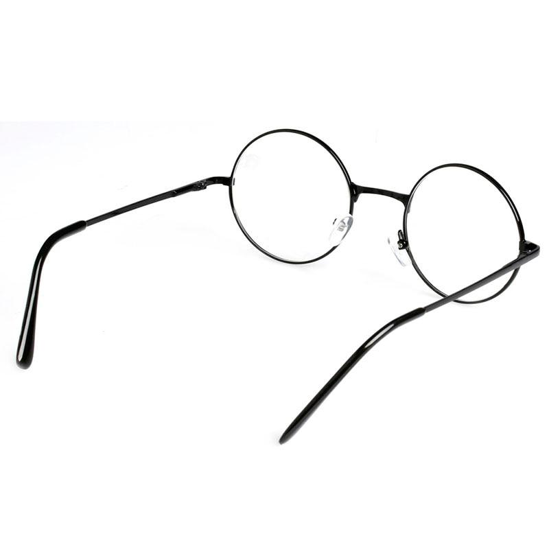2018 Men Women Metal Frame New Round Presbyopic Reading Glasses Retro Personality Eyeglass