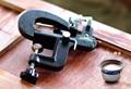 2018 NUOVO MADE IN stile Italiano 809BP Manuale in pelle skiver Pelle Paring Pelle Macchina splitter + lame per pfaff juki durkopp