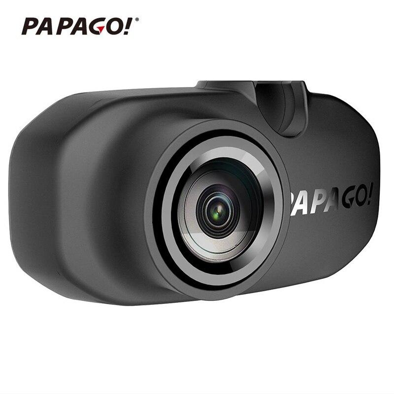 papago gosafe 360 dual lens car dvrs camera 135 dash cam degree angle 1080p novatek 96655 2 7. Black Bedroom Furniture Sets. Home Design Ideas
