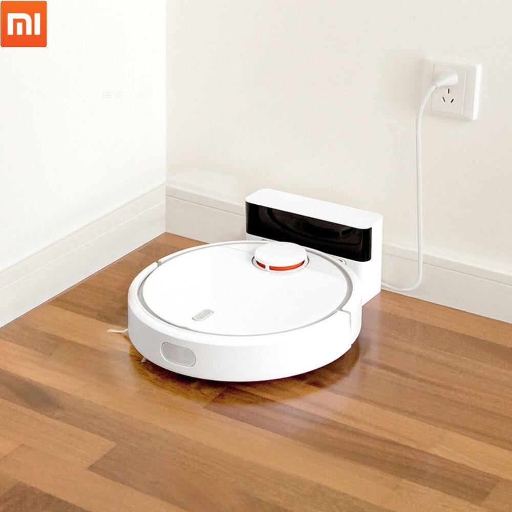 2018 Original Xiao mi mi Robot aspirateur pour la maison automatique balayage poussière stériliser Smart planifié Mobile App télécommande