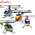 Бесплатная доставка V911 2.4 Г 4CH RC МИНИ Одноместный Вертолет (красный Orange Синий Зеленый) открытый V911 новая версия Плагин для WL Игрушки