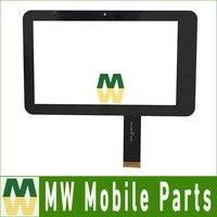 1 Pc/lote Toque Digitador de Vidro Da Tela de Toque de Alta Qualidade Para Etuline Elt-T740G Cor Preta
