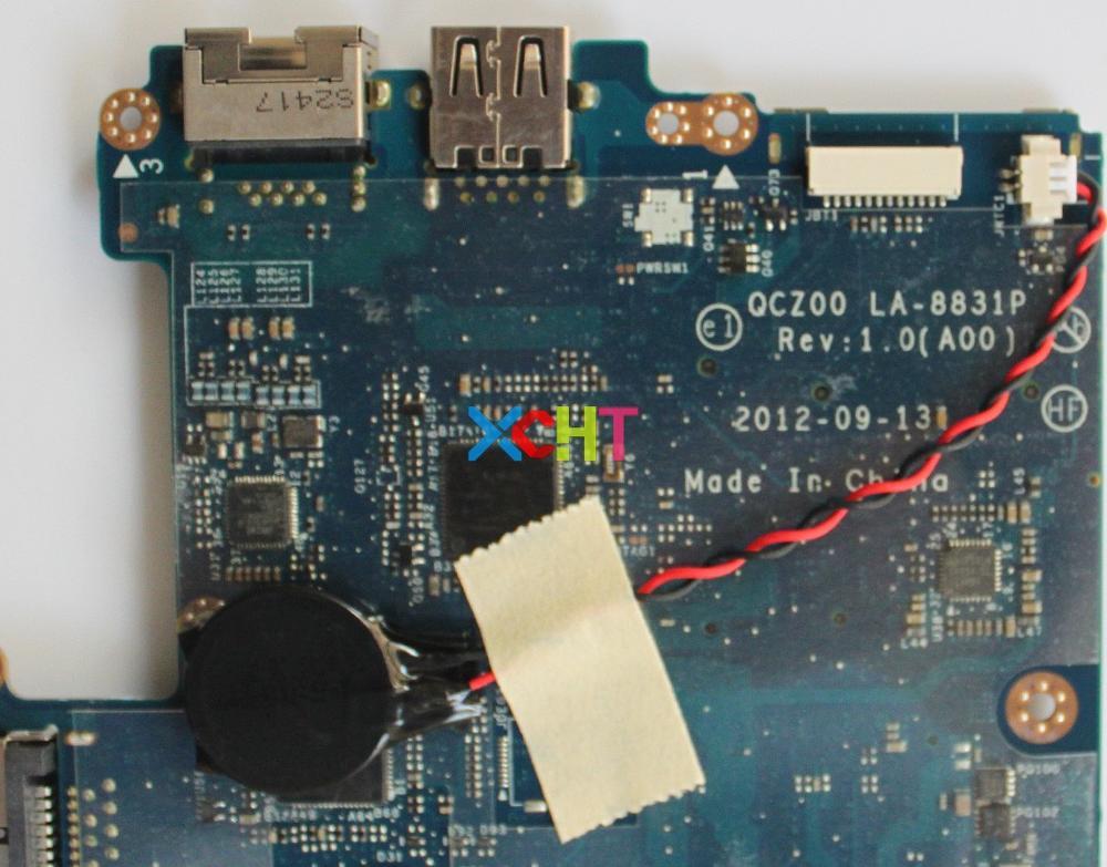 Image 5 - Dell の緯度 6430U 2RH8P 02RH8P CN 02RH8P I3 3217U QCZ00 LA 8831P  ノートパソコンのマザーボードマザーボードテスト
