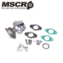 TIPO UNIVERSAL 2 38 MM 14PSI EXTERNO WASTEGATE GT TURBO ESCAPE de BYPASS