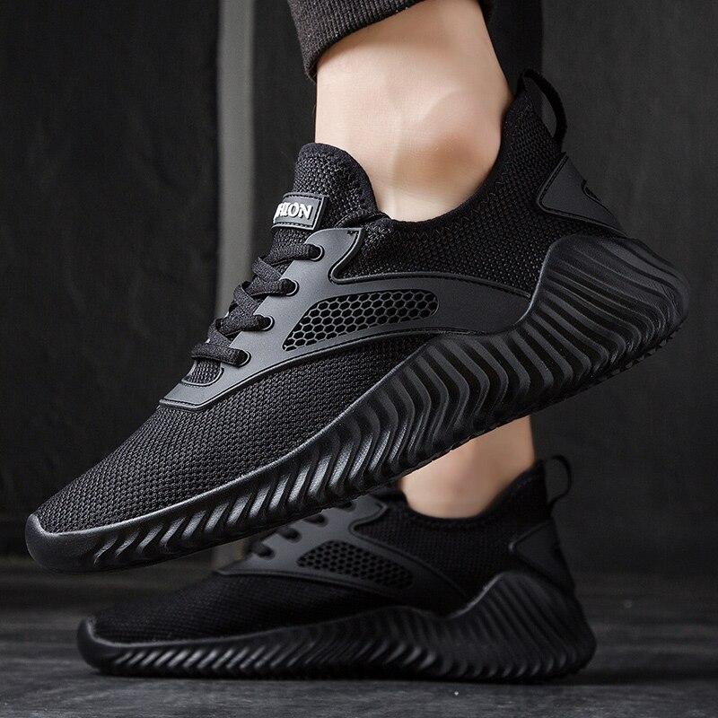 Image 3 - Женские спортивные кроссовки, большие размеры, роскошные дышащие кроссовки для женщин, спортивная обувьОбувь без каблука   -