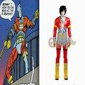 DC Comics Deadshot Cosplay Costume Adult Men's Halloween Carnival Cosplay Costume