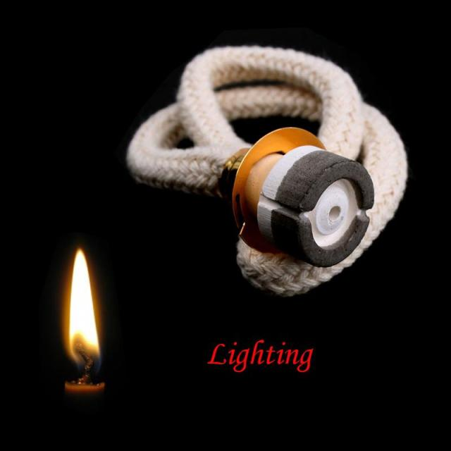 US $3 11 20% OFF|Sale Replacement Fragrance Oil Lamp Wick Catalytic Burner  Diffuser Aromatherapy 02 #30336-in Wall Lamps from Lights & Lighting on