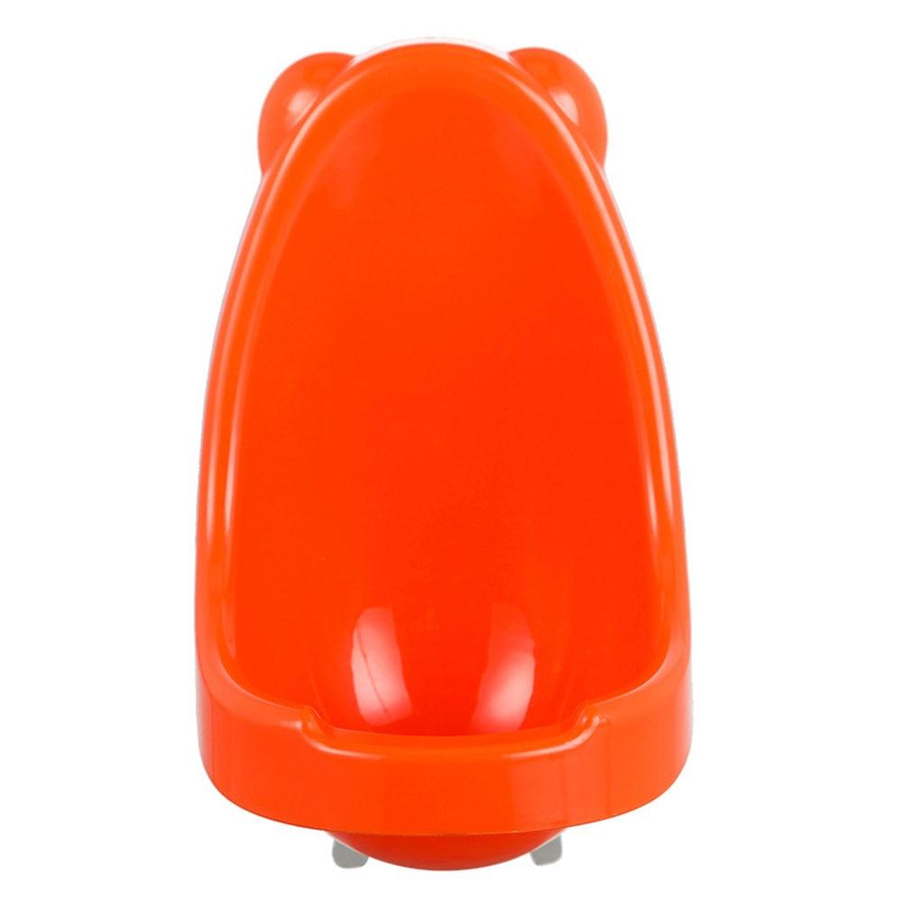 Многоцветный горшок PP детский туалет для сидений Прямая - Цвет: orange