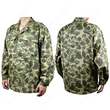 WW2 US Army Military  ARMY PACIFIC CAMOUFLAGE JACKET BREATHABLE SUITS US/501103