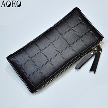 Women Leather Wallets Long (5 colors)