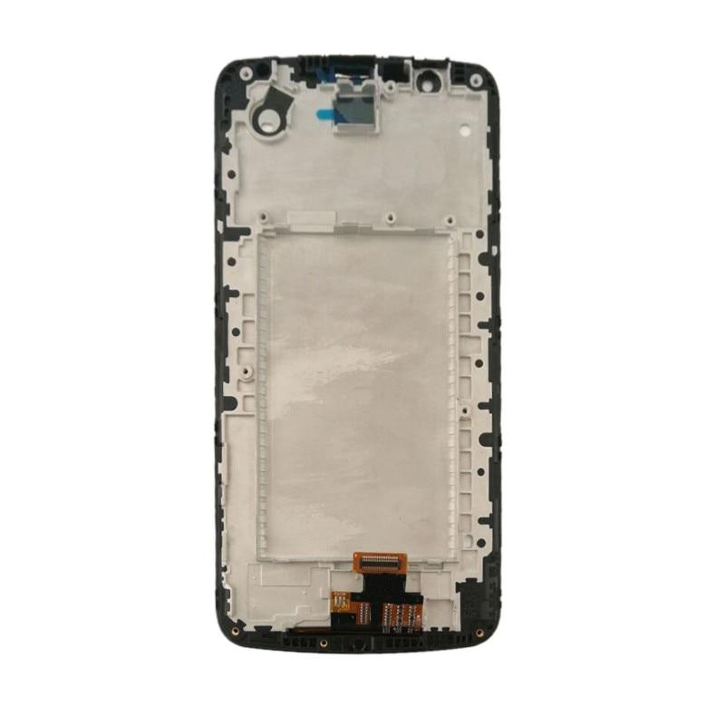 LG K10 K410 K430 K420 LCD With Frame (2)
