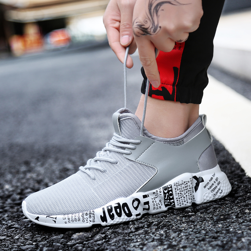 Underwear & Sleepwears Shoes Man Breathable Running Shoes For Men Sneakers For Men Outdoor Sport Shoes Professional Training Brand Designer Light Thick