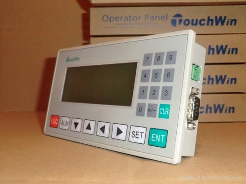 OP320-A-S XINJE Touchwin Operate Panel STN LCD single color 20 keys new in box dhl ems 2 lots lm64c35p sh stn 10 4 640 480 lcd panel e2