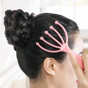 Image 5 - ホット販売マッサージャー 5 指リラックス開催スパ頭皮ネックストレスリリーフマッサージリリースヘッド医師マッサージ