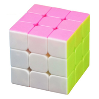 Mini Cube Magic Cubos Magicos Puzzles Kids Cube Toy Educational Neo Cubo Antistress Plastic Magic Cube