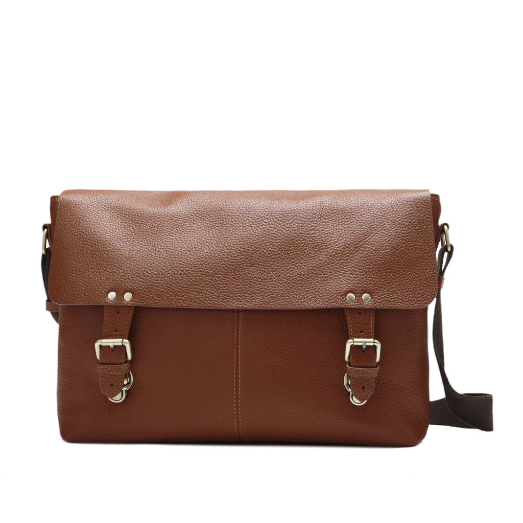 Real Cowhide Briefcase Bags Gear Band Mens Casual Genuine Leather Shoulder Purse Messenger Laptop Tote Briefcases Handbag 14 Engagement & Wedding
