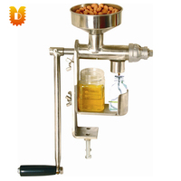 Economical and practical multi function manual oil press