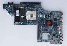 Freies verschiffen! 100% getestet 665347-001 board für hp pavilion dv6-6000 dv6 motherboard mit für intel hm65 chipset hd6490/1g duo
