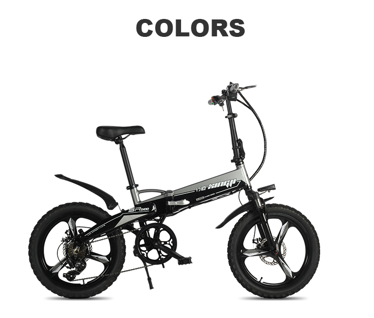 HTB1mKfkXZvrK1Rjy0Feq6ATmVXaP - Daibot Transportable Electrical Bike Two Wheels Electrical Scooters 20 inch Brushless Motor 250W Folding Electrical Bicycle 48V For Adults