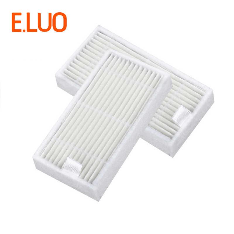 Белый HEPA фильтр для X500 X580 KK8 ML009 CR120 CR121 CEN540 CEN250 CEN540-MI робот пылесос аксессуары для дома