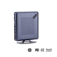 I3 Mini Pc Core HD Graphics 4400 Windows 10 Small Desktop Pc Computer VGA HDMI TV BOX With Wifi