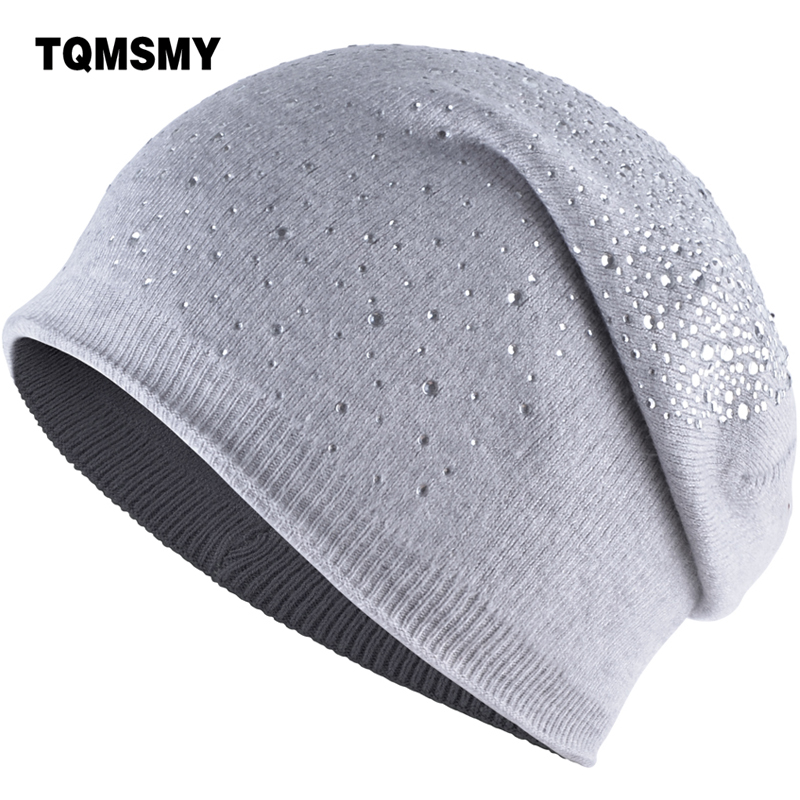 TQMSMY Woman winter Rabbit Wool Beanies Skullies Knit Slouchy Hat for Women Cross Caps Women Knit Beanie Braided Hats TMS93 wool felt cowboy hat stetson black 50cm