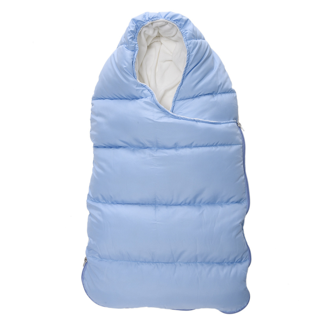 Syue Moon Baby Sleeping Bag Winter Envelope For Newborns Sleep Thermal Sack Cotton Kids Sleep Sack In The Carriage Wheelchairs цены
