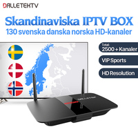 French Arabic IPTV Box Android Smart TV Box With 1700 IUDTV Channels Free IPTV Account Europe