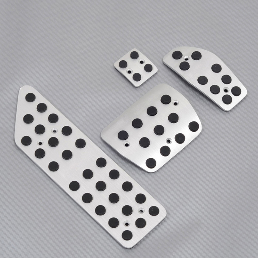 Car Accessories Foot Pedals At Rest Plate Accelerator